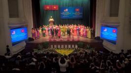 Chương trình nghệ thuật Chào mừng Kỷ niệm 45 năm ngày thiết lập quan hệ ngoại giao Việt Nam - Malaysia